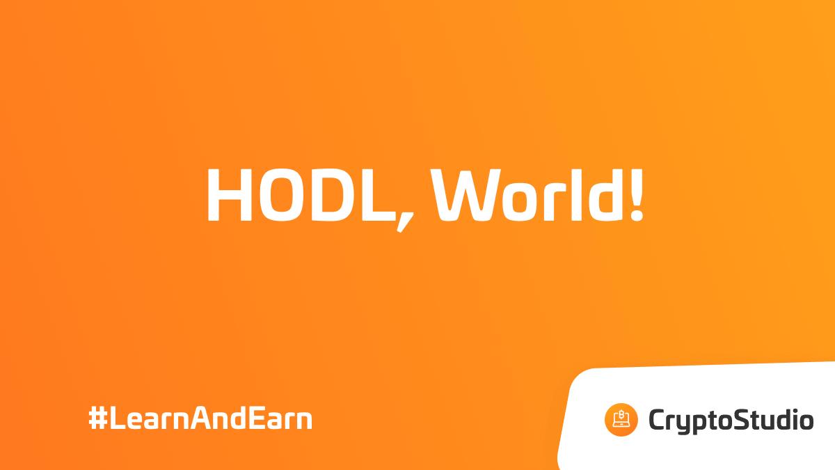 Crypto Lending - HODL World