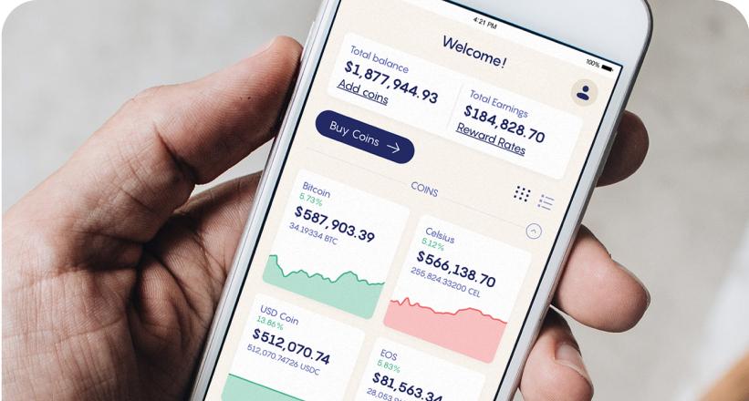 Lending plattformen